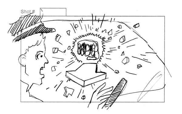 Light Years Away storyboard portfolio-11