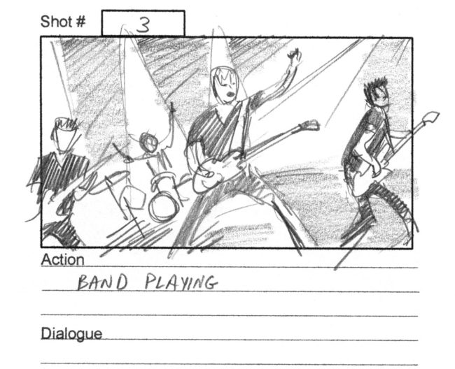 Haggis music video storyboards-13