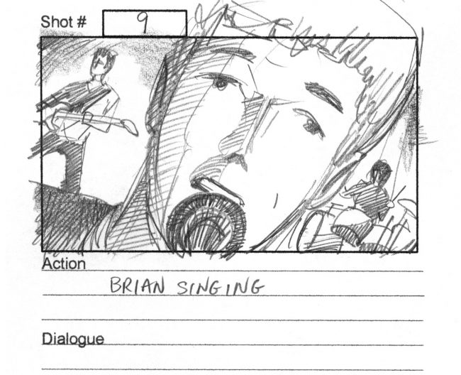 Haggis music video storyboards-19