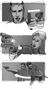 Metropolis standoff 3