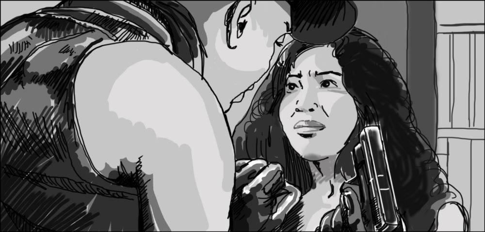American Girl storyboard-2