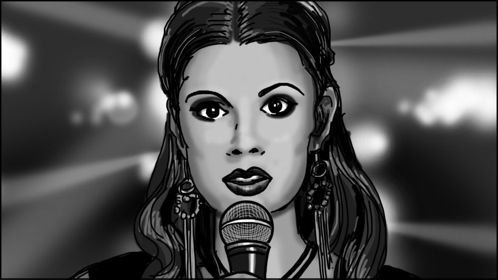 Music video storyboard-The Birthday Massacre-11