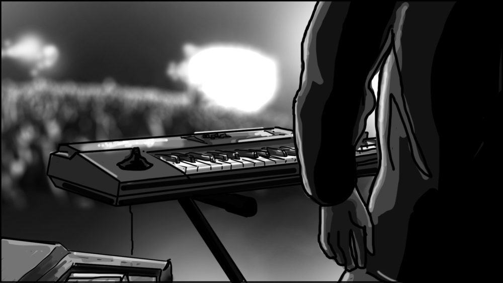 Music video storyboard-The Birthday Massacre-12