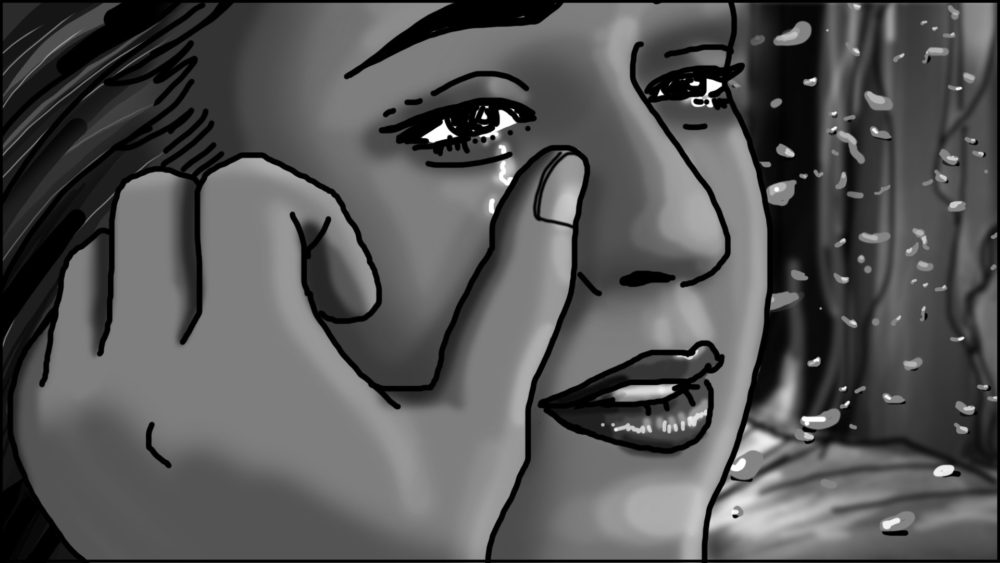 Music video storyboard-The Birthday Massacre-9
