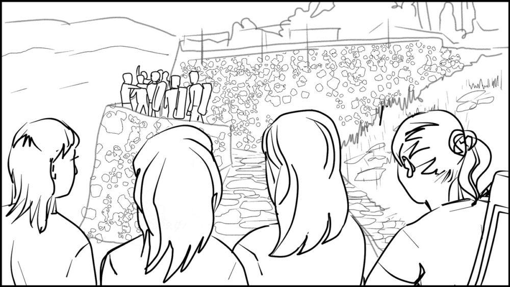 En Garde! storyboard portfolio-1