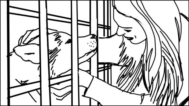 Goldilocks-Lets Take A Ride storyboard portfolio-15