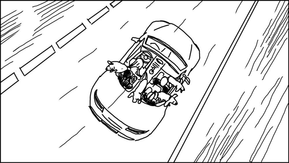 Goldilocks-Lets Take A Ride storyboard portfolio-22