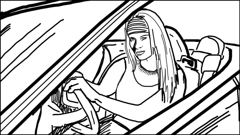 Goldilocks-Lets Take A Ride storyboard portfolio-24