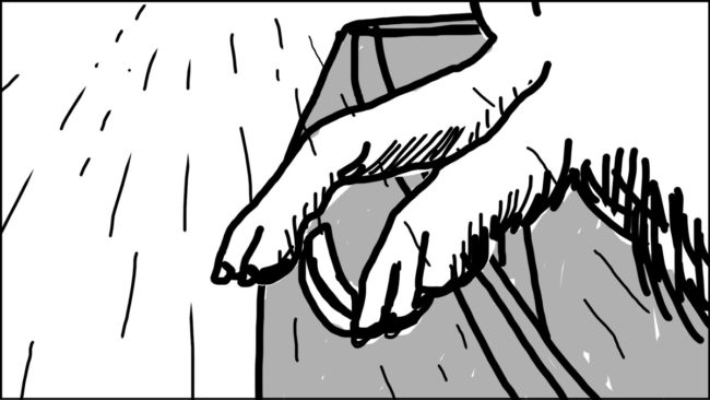 Goldilocks-Lets Take A Ride storyboard portfolio-7