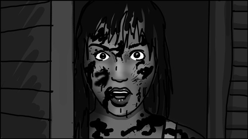 Cataclysm Music Video storyboard-featured