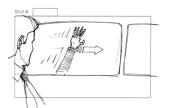 Light Years Away storyboard portfolio-9
