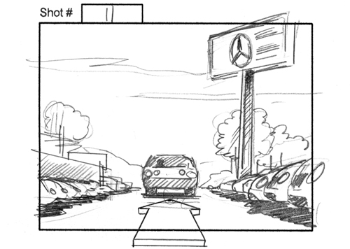 Mercedes-Benz of Escondido storyboards-featured