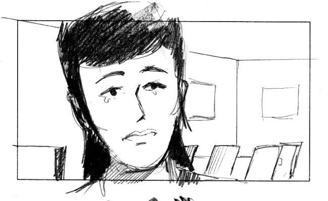 The Job storyboard portfolio-15