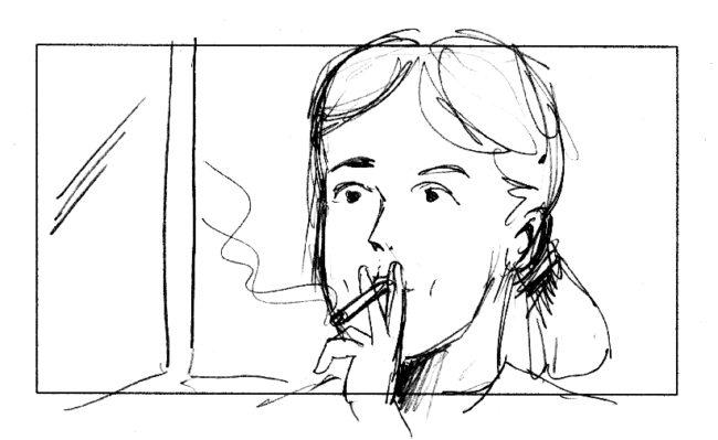 The Job storyboard portfolio-4