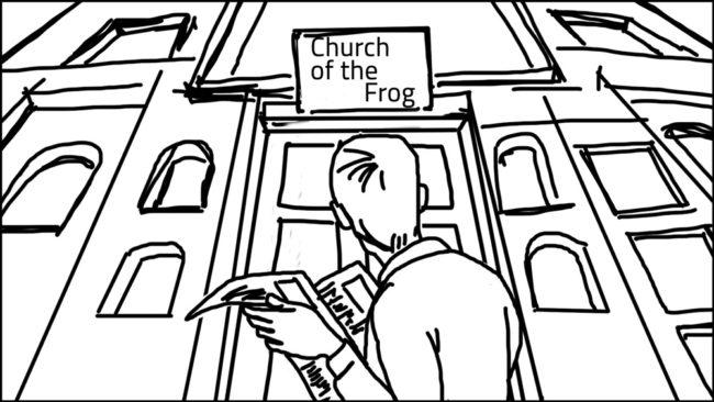 Frog storyboard portfolio-7