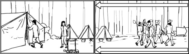 Unnamed short storyboard portfolio-9A-1 and 9A-2