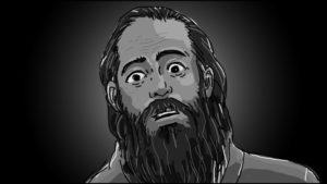 Eye Of Horus Hexagammatron Music Video Storyboard portfolio-16