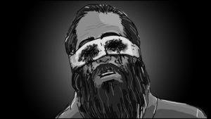 Eye Of Horus Hexagammatron Music Video Storyboard portfolio-17