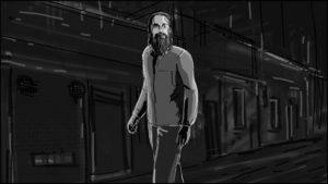 Eye Of Horus Hexagammatron Music Video Storyboard portfolio-5
