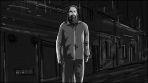 Eye Of Horus Hexagammatron Music Video Storyboard portfolio-9