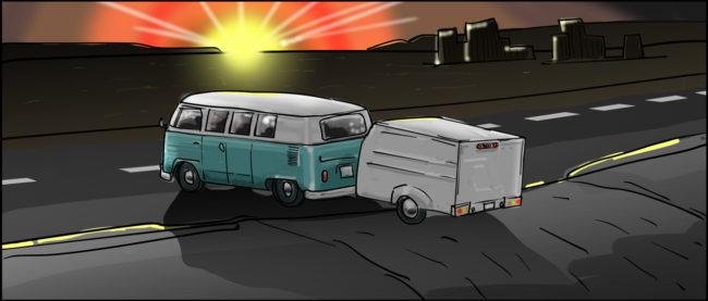 Mark Melloan Our Share music storyboard portfolio-28