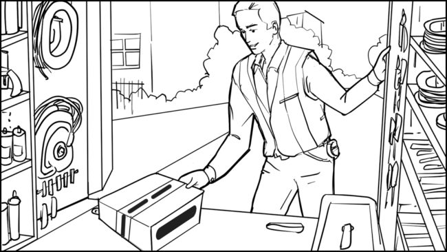 Unnamed Hardware Manufacturer And E-Commerce storyboard portfolio-1