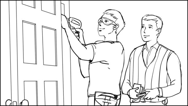 Unnamed Hardware Manufacturer And E-Commerce storyboard portfolio-11