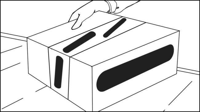 Unnamed Hardware Manufacturer And E-Commerce storyboard portfolio-2