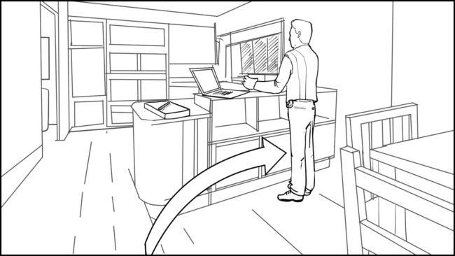 Unnamed Hardware Manufacturer And E-Commerce storyboard portfolio-7