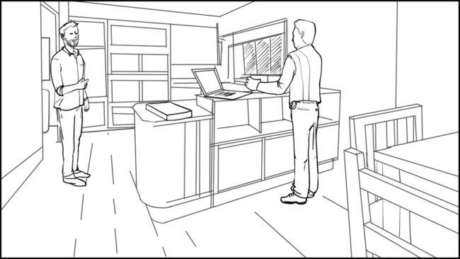 Unnamed Hardware Manufacturer And E-Commerce storyboard portfolio-8
