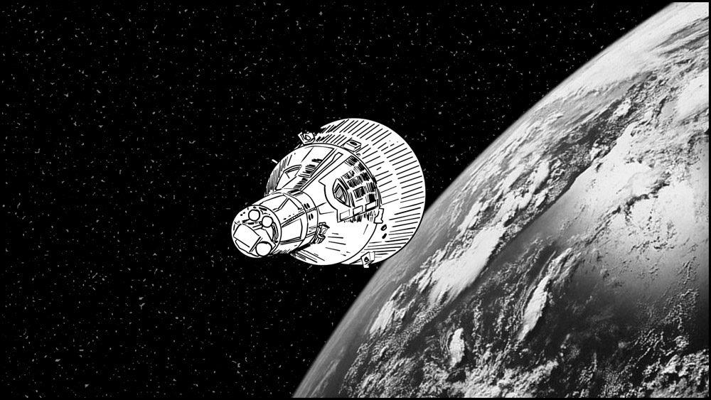 Spaceman storyboard portfolio-1