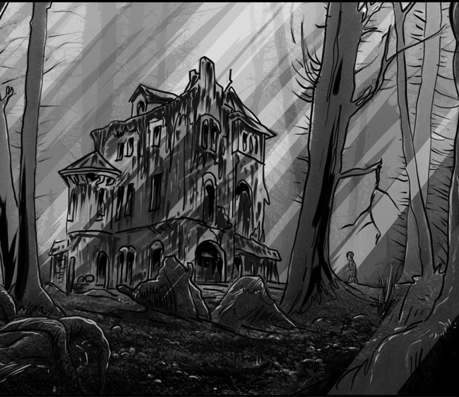 Haunted house-1-day