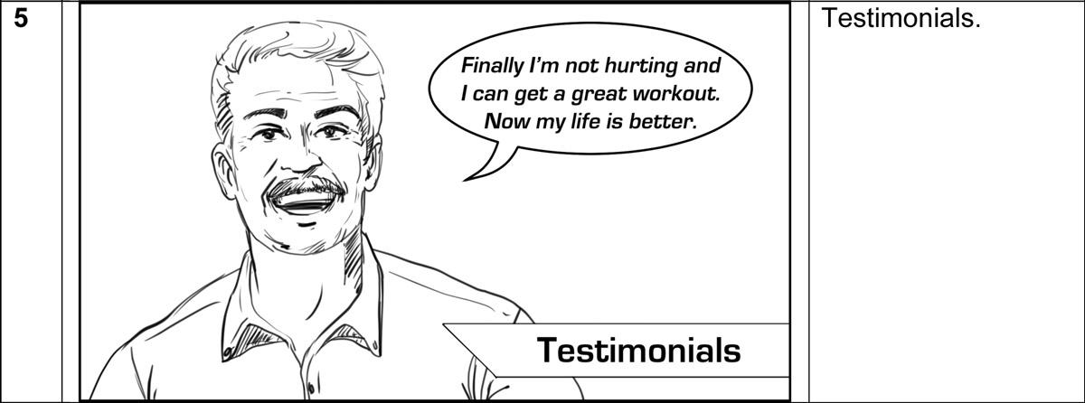 Teeter Strider commercial storyboard portfoliio-5