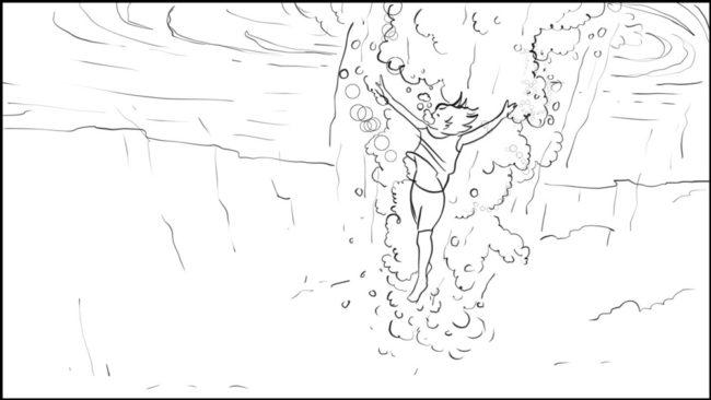 Conquering Fear storyboard portfolio-10