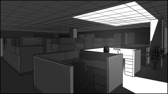 Wunderbrow after-hours storyboard portfolio-1