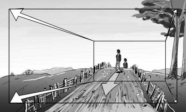 Hunger Pains storyboard portfolio-11