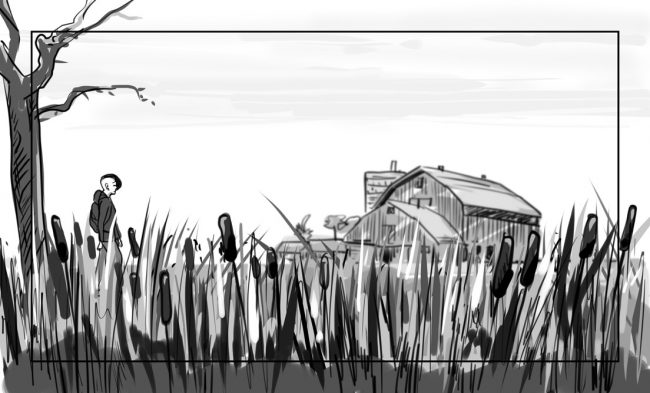 Hunger Pains storyboard portfolio-12