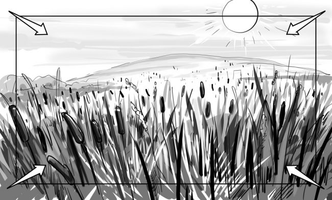 Hunger Pains storyboard portfolio-13