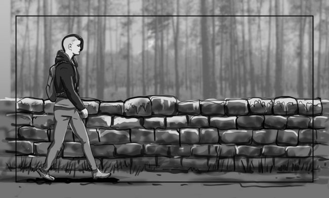 Hunger Pains storyboard portfolio-22