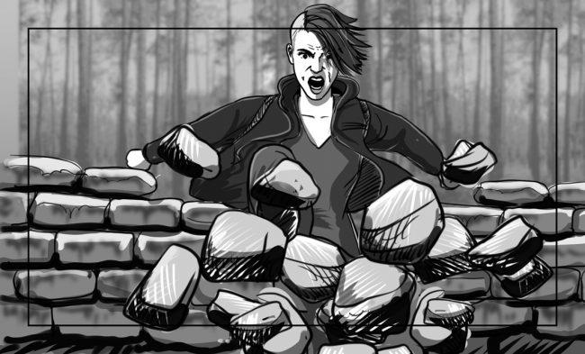 Hunger Pains storyboard portfolio-25