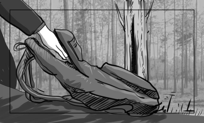 Hunger Pains storyboard portfolio-30A
