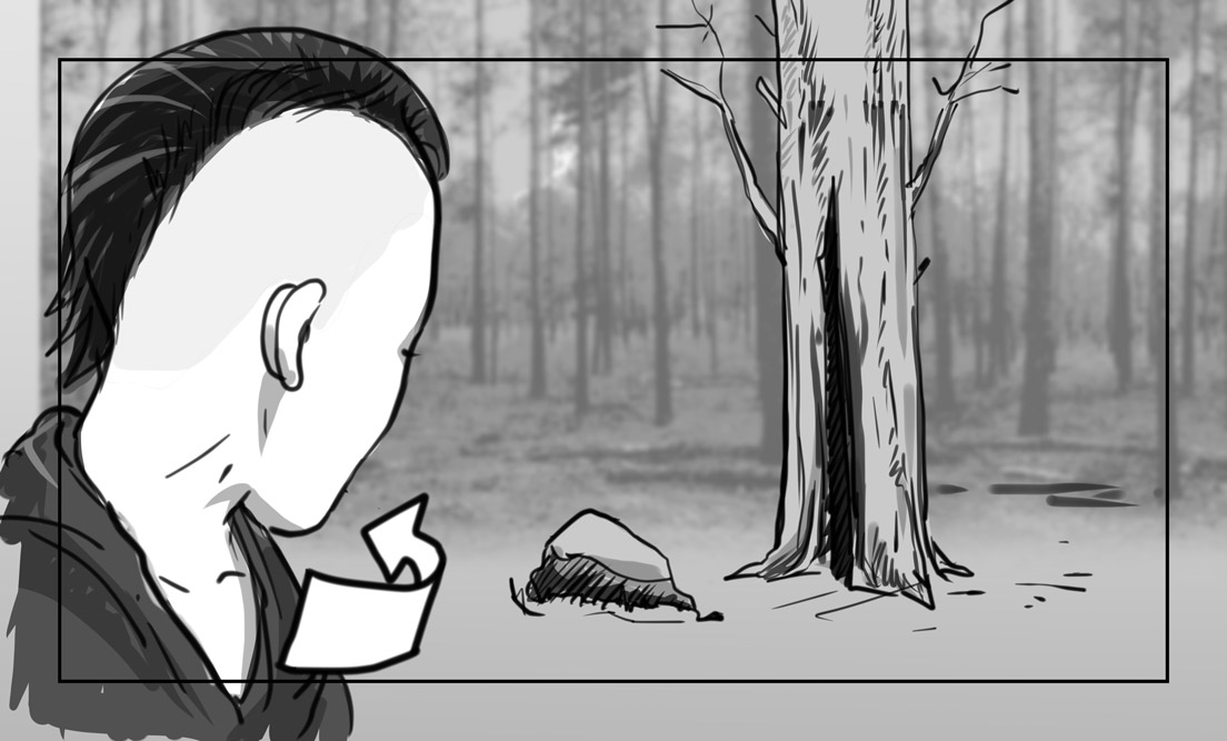 Hunger Pains storyboard portfolio-31A