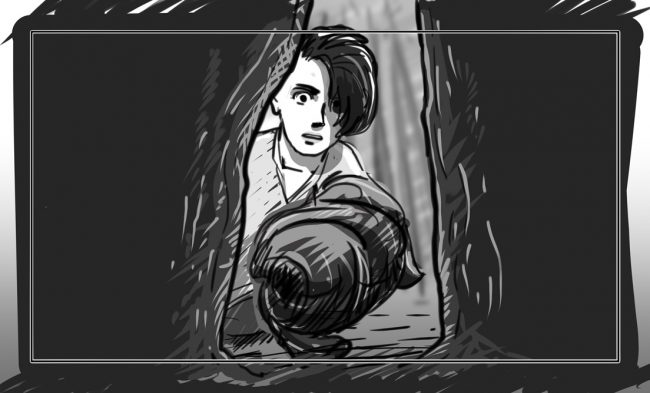 Hunger Pains storyboard portfolio-35C