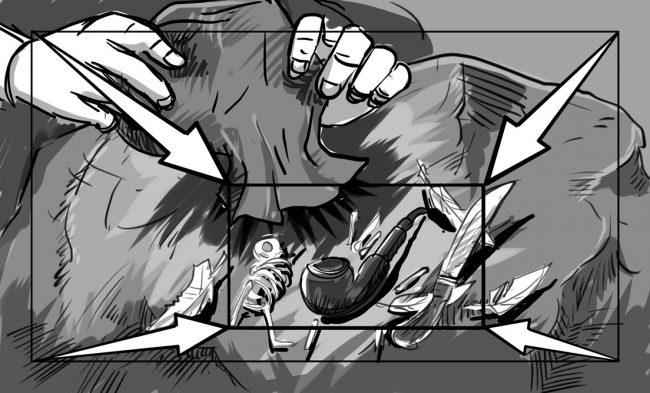 Hunger Pains storyboard portfolio-39AB