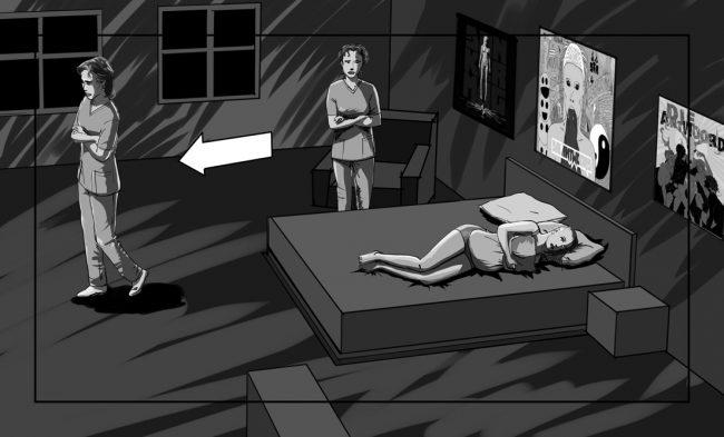Hunger Pains storyboard portfolio-4