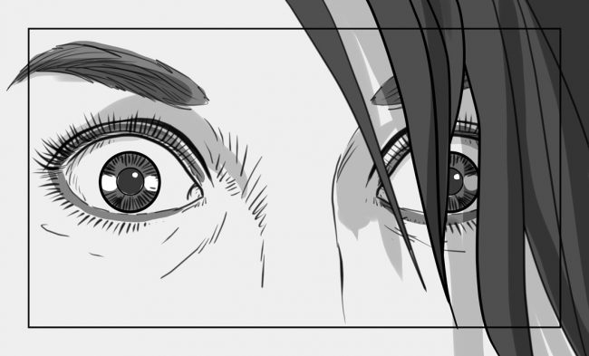 Hunger Pains storyboard portfolio-48A