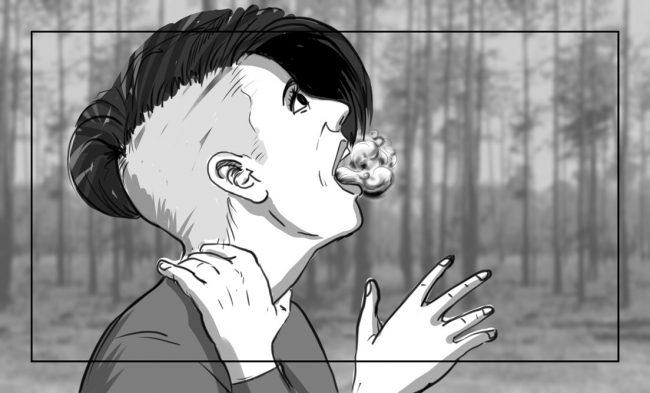 Hunger Pains storyboard portfolio-48B