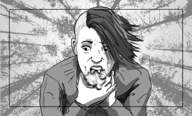 Hunger Pains storyboard portfolio-50A