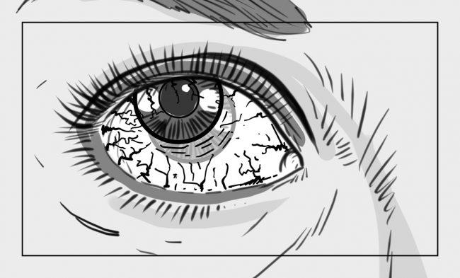Hunger Pains storyboard portfolio-50B