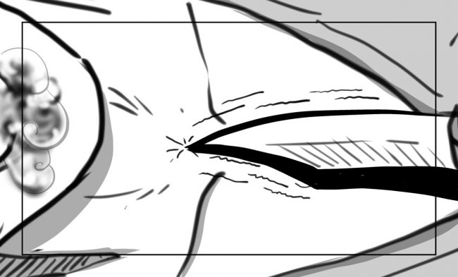 Hunger Pains storyboard portfolio-53A